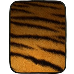 Tiger   Blanket By Carmensita   Double Sided Fleece Blanket (mini)   Xe2db24li9g9   Www Artscow Com 35 x27 Blanket Back