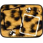 Leopardo - Blanket - Fleece Blanket (Mini)