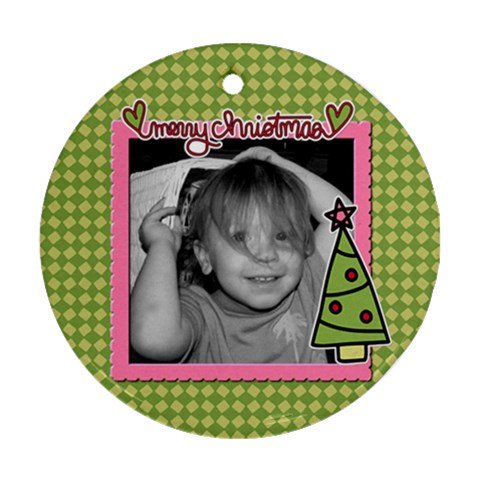 Ornament Fun 2 By Martha Meier   Ornament (round)   3ix51sessz2h   Www Artscow Com Front