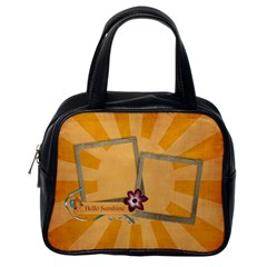 You Are My Sunshine Handbag By Mikki   Classic Handbag (two Sides)   Fr7x75exoy4s   Www Artscow Com Back