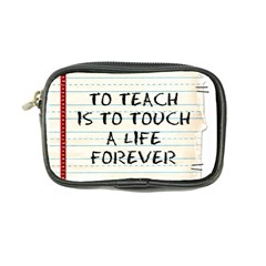 Teacher Bag 4 By Spaces For Faces   Coin Purse   5do2kmywhd41   Www Artscow Com Front
