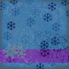 Snowdays By Amanda Bunn   Scrapbook Page 12  X 12    Jy7az8c6bow8   Www Artscow Com 12 x12  Scrapbook Page - 1
