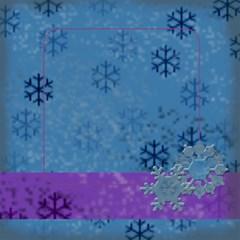 Snowdays By Amanda Bunn   Scrapbook Page 12  X 12    Jy7az8c6bow8   Www Artscow Com 12 x12  Scrapbook Page - 2