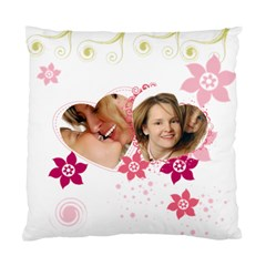 Love By Wood Johnson   Standard Cushion Case (two Sides)   T805ub0q53uc   Www Artscow Com Front