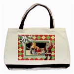 Here Comes Santa Custom Classic Tote Bag - Basic Tote Bag