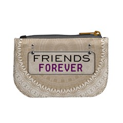 Friends Mini Coin Purse By Lil    Mini Coin Purse   Nu1wyryf84yg   Www Artscow Com Back