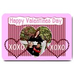 valentines day door mat - Large Doormat