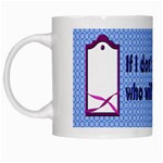 grandparents mug - White Mug