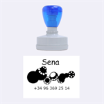 Sena mobile - Rubber Stamp Oval