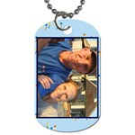 LaciXmas1 - Dog Tag (One Side)