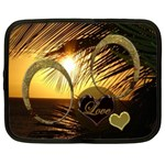 Sunset Love dbl 13 inch (XL) Netbook Case - Netbook Case (XL)