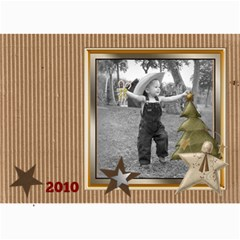 Christmas Card 2010 By Sara   5  X 7  Photo Cards   5ngy1hbgs5gd   Www Artscow Com 7 x5 Photo Card - 1
