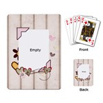 Kleo playing cards - Playing Cards Single Design