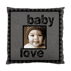 Baby Love Swieet Smile Cushion By Catvinnat   Standard Cushion Case (two Sides)   Y9rpwe0ozvna   Www Artscow Com Front