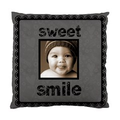 Baby Love Swieet Smile Cushion By Catvinnat   Standard Cushion Case (two Sides)   Y9rpwe0ozvna   Www Artscow Com Back