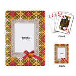 pretty playing cards - Playing Cards Single Design