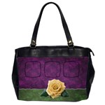 Rose BAG two sides - Oversize Office Handbag (Two Sides)