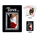Old frame - Playing cards - Playing Cards Single Design