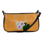Flowers bag - Shoulder Clutch Bag