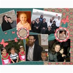 Family Calendar By Bryna   Wall Calendar 11  X 8 5  (12 Months)   V67uetp752ob   Www Artscow Com Month