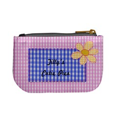 Tillies Purse By Gitty Grunbaum   Mini Coin Purse   Waymyxool1fg   Www Artscow Com Back