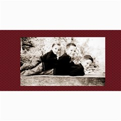 Christmas Card 2010 By E   4  X 8  Photo Cards   6pk5789kdnww   Www Artscow Com 8 x4 Photo Card - 1
