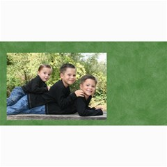 Christmas Card 2010 By E   4  X 8  Photo Cards   6pk5789kdnww   Www Artscow Com 8 x4 Photo Card - 3