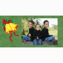 Christmas Card 2010 By E   4  X 8  Photo Cards   6pk5789kdnww   Www Artscow Com 8 x4 Photo Card - 4