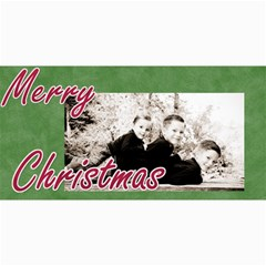 Christmas Card 2010 By E   4  X 8  Photo Cards   6pk5789kdnww   Www Artscow Com 8 x4 Photo Card - 8