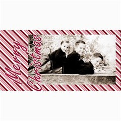 Christmas Card 2010 By E   4  X 8  Photo Cards   6pk5789kdnww   Www Artscow Com 8 x4 Photo Card - 9