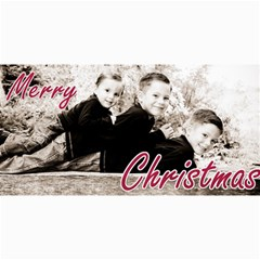 Christmas Card 2010 By E   4  X 8  Photo Cards   6pk5789kdnww   Www Artscow Com 8 x4 Photo Card - 10