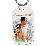 love - Dog Tag (One Side)