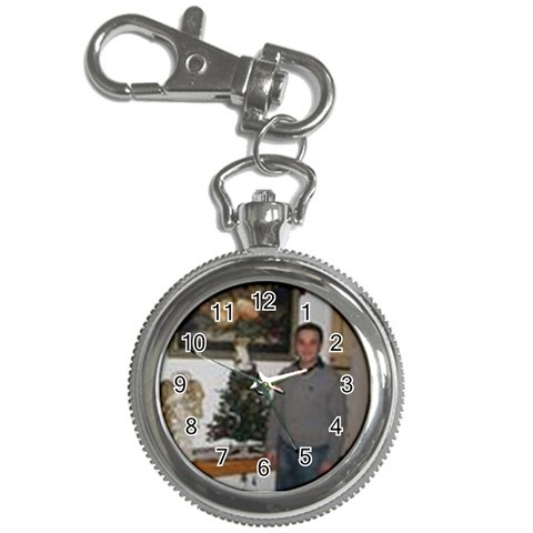 Tony4 By Pat   Key Chain Watch   Pnwa4fn09soz   Www Artscow Com Front