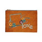 Love-cosmetic bag L - Cosmetic Bag (Large)
