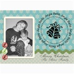 Merry christmas card 2 - 5  x 7  Photo Cards