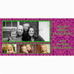 By Khara Holborow   4  X 8  Photo Cards   7b6mva68ynwn   Www Artscow Com 8 x4 Photo Card - 8