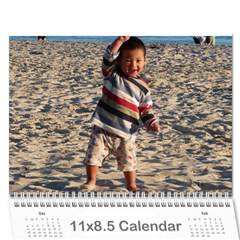 Calender 2011 By Therese Lim   Wall Calendar 11  X 8 5  (12 Months)   Mjwf29jwgbvx   Www Artscow Com Cover