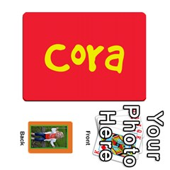 Cora Cards By Megan   Playing Cards 54 Designs   4pghx4ch1efy   Www Artscow Com Front - Joker2