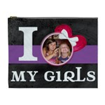 Momma s girls - Cosmetic Bag (XL)