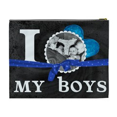 Momma s Boys By Brookieadkins Yahoo Com   Cosmetic Bag (xl)   Oboo10fdh4g5   Www Artscow Com Back
