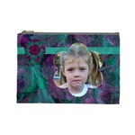 New Year large Cosmetic Case 2 - Cosmetic Bag (Large)