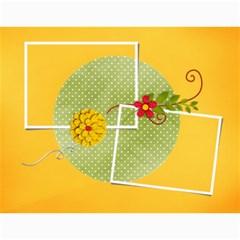 Photo Calendar (12 Months)   Summer Colors By Jennyl   Wall Calendar 11  X 8 5  (12 Months)   4uc96iie5qae   Www Artscow Com Month