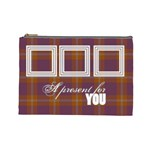 A present for you... - Cosmetic Bag (Large)