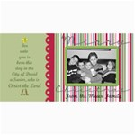 Merry Christmas card 5 - 4  x 8  Photo Cards