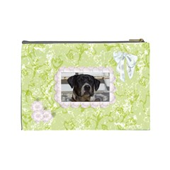 Celebration Large Cosmetic Case 1 By Joan T   Cosmetic Bag (large)   1auikr6cj4ez   Www Artscow Com Back