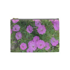 Cosmetic2 By Galya   Cosmetic Bag (medium)   F0xnqevl9atu   Www Artscow Com Front