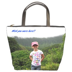 Bag1 By Tisha Dearing   Bucket Bag   Tolex1150vvj   Www Artscow Com Front