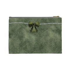 Forest Large Cosmetic Case By Joan T   Cosmetic Bag (large)   Bqaem5pwe25l   Www Artscow Com Back