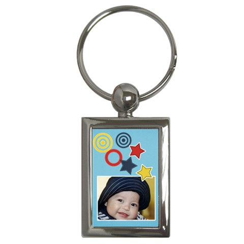 Key Chain (rectangle)    Stars By Jennyl   Key Chain (rectangle)   Vggpftiz64pw   Www Artscow Com Front