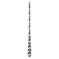 2010 Grandkid Necktie By Nancyrsmith   Necktie (two Side)   T90ip1mwqno9   Www Artscow Com Front